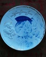Rosenthal jubileumi porcelán tányér