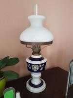 Wallendorf asztali porcelán lámpa