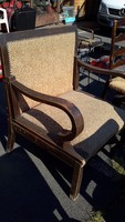 Régi fotelágy