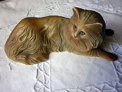 Egyedi ritkaság!! Hollóházi perzsa cica