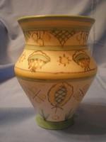 Gorka Géza kerámia váza N5
