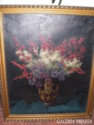 Molnár Z. János virágcsendélet