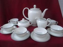 6 személyes Bavaria Eschenbach teás kávés készlet   1765