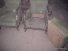 2-darab neobarokk fotel 2-darab szék