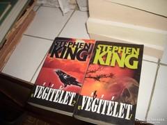 Stephen King.Végítélet 1-2-kötet