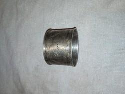 Ezüst szalvéta gyűrű!