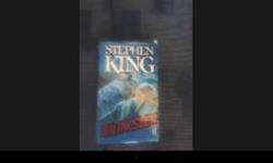 STEPHEN KING- BILINCSBEN  ( 1.Kiadás,bontatlan fóliás)!