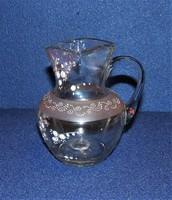 Antik Parádi üveg kancsó