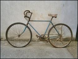 Ritka, kuriózum, antik francia Lucifer kerékpár, bicikli