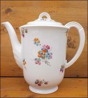 Virágos Bavaria porcelán kiöntő