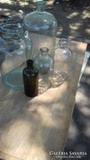 Huta üvegek