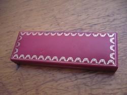 Cartier toll doboz
