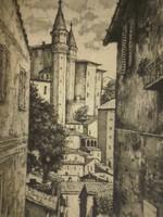 Maurer Dóra (1934-) : Urbino