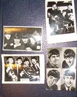 4 db Beatles együttes fotó