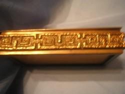Mészáros,bronz díszdoboz,jelzett U3