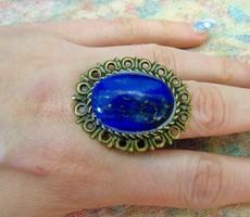 Gyönyörű lápisz,állítható gyűrű