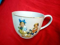Drasche gyermekmintás csésze
