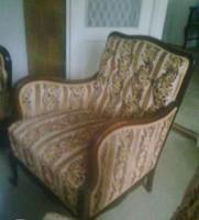 Két db neobarokk fotel