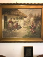Ács Ágoston 107x83 cm