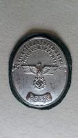 Német birodalmi vámos pajzs