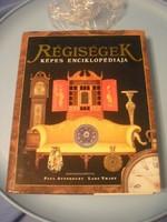 Régiségek enciklopédiája szakszótárral ritkaság 330 old U12