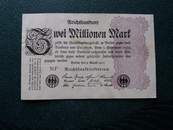 2 millió márka 1923 /3.