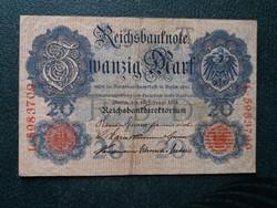 20 márka 1914 /1.