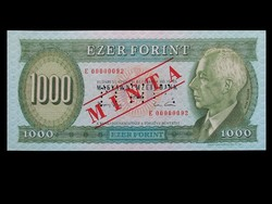 UNC MINTA - A BARTÓK EZRESBŐL - NAGYON SZÉP