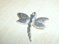 Szitakötő 925 ezüst Medál