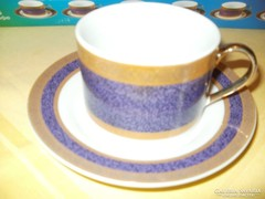 VaBene Design 6 személyes porcelán készlet szett 1970