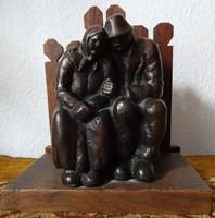 Szabolcs Péter szobrászművész  Zalaegerszeg
