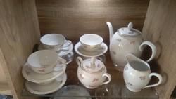 Reinecke Gegründet 1796-Jelzett német teáskészlet