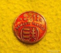 Horthy kori 1918-19 Éljen A Magyar Nemzeti Tanács
