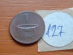 FIJI FIDZSI SZIGETEK 1 CENT 1990 41.