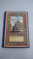 A. Scrocchi, Róma leporelló a 30-as évekből, 32 db képpel