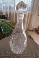 1970 körüli régi csiszolásu 30 cm es ólomüveg