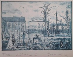 Gross Arnold -  Tordai műterem I. 17 x 24 cm fakszimile