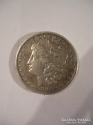 USA Morgan Dollar 1885 Silver 26.7gr.