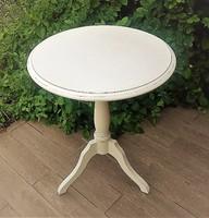 Provence kerek asztal