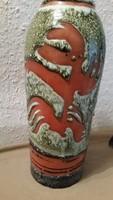 Art Dekó kerámia váza