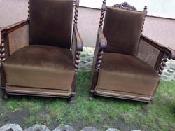 Flamand szoba bútor