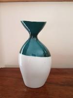Gyönyörű Zsolnay modern Török János váza
