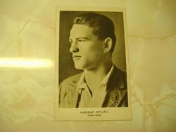KASZAP ISTVÁN (1916-1935)