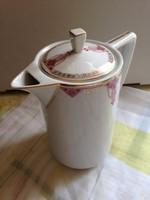 Szecessziós tea- és kávékiöntő