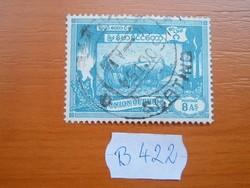BURMA 8 A 1952 szántóvető B422