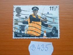ANGOL ANGLIA 11-1/2 P 1979 150 éves a Londoni városi rendőrség B435