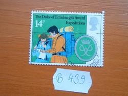 ANGOL ANGLIA 14 P 1981 Az Edinburghi herceg díj 25-ik évfordulója  B439