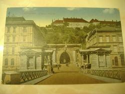 BUDAPEST, Alagut, 1922.