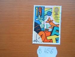ANGOL ANGLIA 19 P 1989 Eurostamps B456