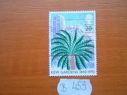 ANGOL ANGLIA 20 P 1990 150. évfordulója Kew Gardens B459